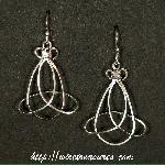 Celtic Loop Earrings
