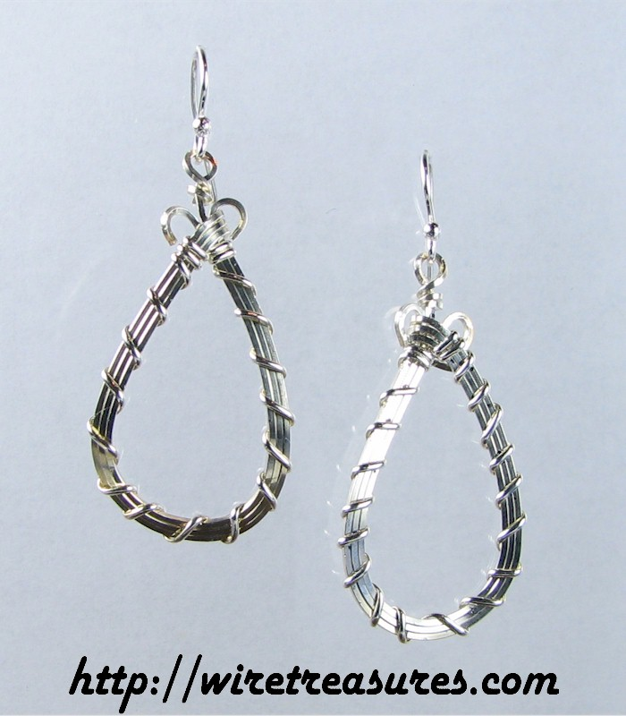 Rope Loop Earrings