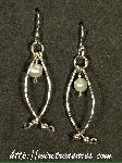 Hold-Me-Close Freshwater Pearl Earrings